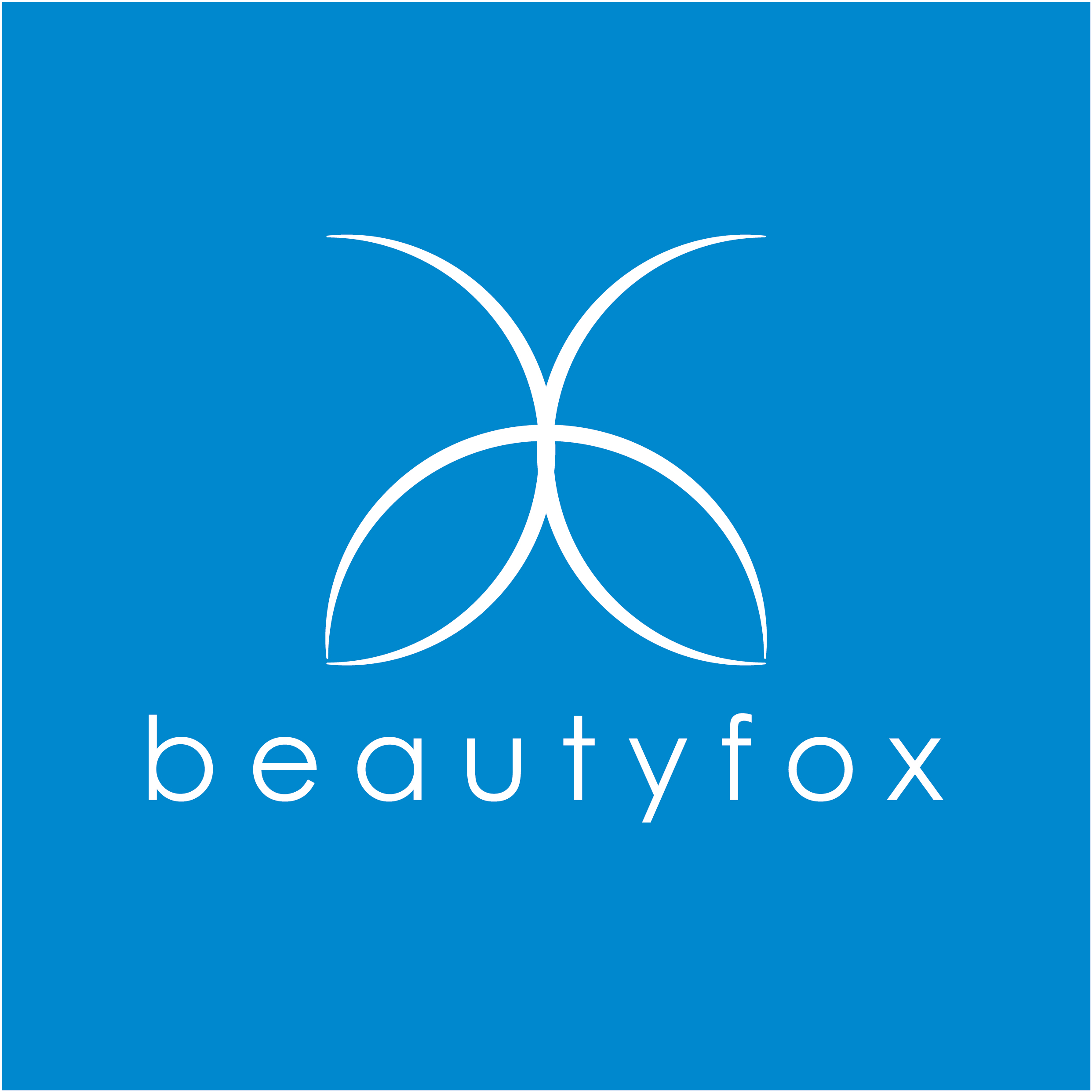 beauty-new-logo-DEF-quadrato WHITE su blu